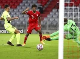 Champions League: Bayern fertigt Atlético ab, Lukaku raubt Gladbach den Sieg