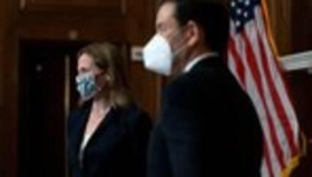 Supreme Court: US-Senatsausschuss stimmt Ernennung von Amy Coney Barrett zu