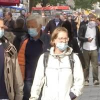 Video: Corona-Neuinfektionen in Deutschland erstmals über 10.000