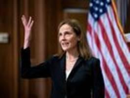 US-Senatsausschuss bestätigt Barrett für Supreme Court