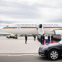 Flugbereitschaft: Regierungsterminal in Schönefeld eröffnet: Ab sofort fliegen Merkel und Co. ab dem BER