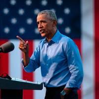 Früherer US-Präsident: Obama-Rede im Video: Trump hilft niemandem, außer sich selbst