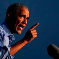 US-Wahlkampf: Obama attackiert Trump: Unfähig und inkompetent