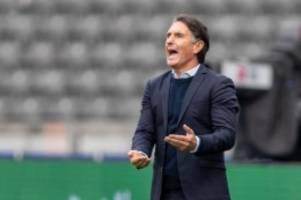 Fußball: Labbadia: Hertha braucht in Leipzig Bayern-Form