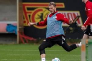 fußball: trainingsverletzung: union berlin bangt um torhüter karius