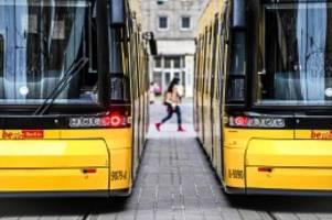 Neue Strecke: Corona wirft Planung für Tram am Pankower Tor zurück