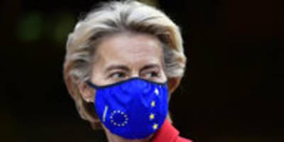 kritik an eu-kommissionschefin: von der leyen unter beschuss