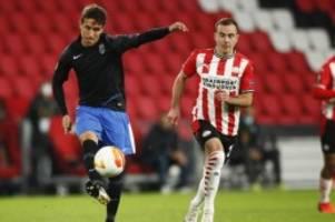 Europa League: Götze-Tor reicht PSV nicht - Arsenal siegt mitLeno