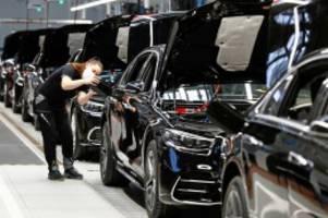 Wirtschaft: Corona-Gefahren: Industrie warnt vor neuem Lockdown