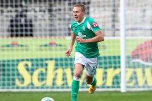 Fußball: Bremer Abwehrspieler Augustinsson fällt verletzt aus