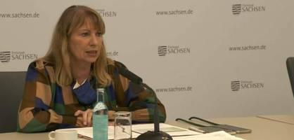 Gesundheitsministerin Köpping kündigt neue Maßnahmen an