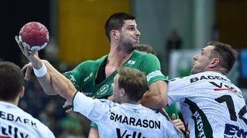 Handball-Bundesliga: DHfK Leipzig trotz Remis gegen Göppingen weiter vorn