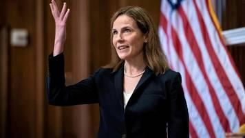 Supreme Court: US-Senatsausschuss bestätigt Trumps Kandidatin