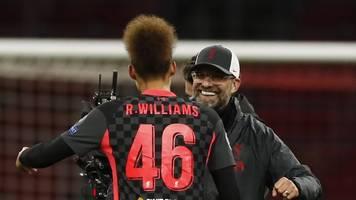 Champions League: Liverpools Coach Klopp mit Sieg gegen Ajax einverstanden