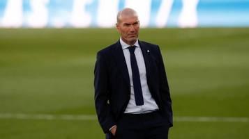 Real Madrid: Diskussionen um Zidane nach Niederlage in Champions League