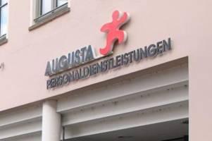 Augsburger Zeitarbeitsfirma Augusta meldet Insolvenz an