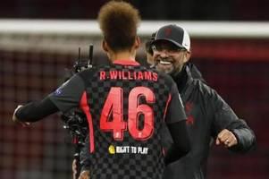 Liverpools Coach Klopp mit Sieg gegen Ajax einverstanden