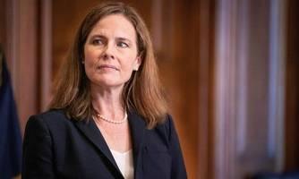 us-demokraten boykottieren ausschussabstimmung über richterin barrett