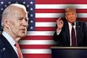 Letzte Debatte vor der Wahl - Trumps große Chance: Heute Nacht kann der Präsident den Wahlkampf noch drehen
