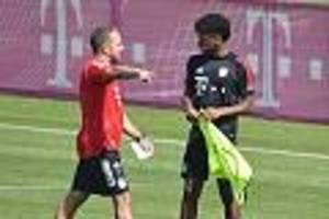 """FC Bayern - Trainer Flick nimmt """"King"""" Coman nach Atlético-Gala in die Pflicht"""