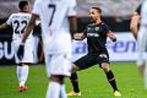 1. Spieltag - Bayer Leverkusen startet mit 6:2-Kantersieg gegen Nizza in die Europa League