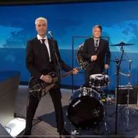 Musikbranche in der Krise: Ärzte spielen live in den Tagesthemen
