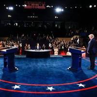 US-Wahlkampf: Trumps und Bidens finales TV-Duell im Faktencheck