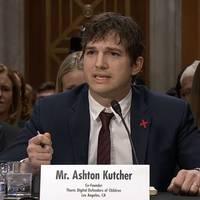 Kontaktaufnahme: Ashton Kutcher twittert SPD-Chefs an – sein Anliegen ist ernst