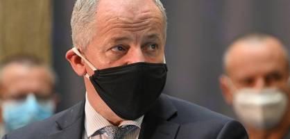 Gesundheitsminister soll seine eigenen Corona-Regeln gebrochen haben