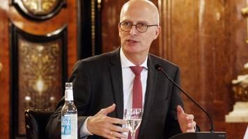 Sondersitzung des Hamburger Senats zu Corona-Maßnahmen