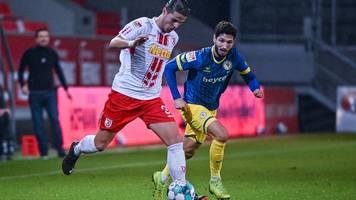 0:3 in Regensburg: Braunschweig kassiert dritte Niederlage