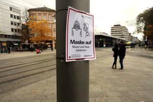 betrunkener am königsplatz weigert sich, maske zu tragen