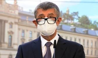 Tschechiens Premier feuert seinen Gesundheitsminister