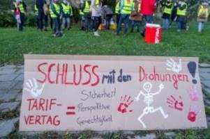 Neue Streiks drohen: Kommt der Durchbruch im Tarifstreit im öffentlichen Dienst?