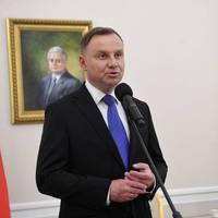 Andrzej Duda: Polens Präsident positiv auf Corona getestet