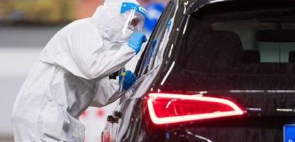 Corona in Deutschland: Fast 15.000 Neuinfektionen registriert - mehr als 10.000 Todesfälle