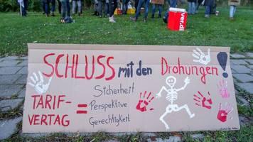Neue Streiks drohen: Kommt der Durchbruch im Tarifstreit für öffentlichen Dienst?