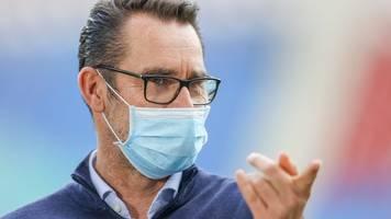 Preetz glaubt trotz Umbruch an Qualität des Hertha-Kaders