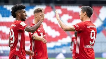5. Spieltag: Bayern mit Tor-Festival dank Lewandowski - RBweiter Spitze