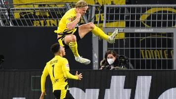 Bundesliga: BVB dreht in Hälfte zwei mächtig auf und siegt deutlich gegen Schalke