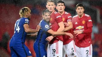 premier league: kein sieger zwischen manchester united und chelsea london