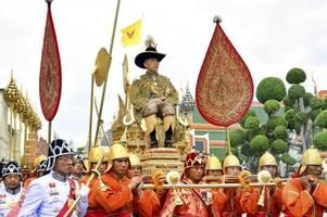 König von Thailand: Rama X. zieht immer mehr Zorn auf sich