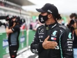 Lewis Hamilton: Es braucht noch eine Weile, bis ich das realisiere