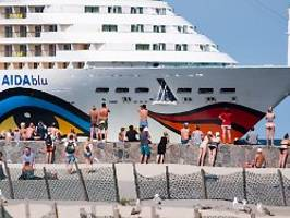 Erste Fahrt nach Corona-Pause: Aida-Neustart verläuft problemlos