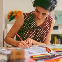 Entschleunigung: Holt die Farben raus: Voll im Trend – wie Erwachsene jetzt mit Malbüchern entspannen