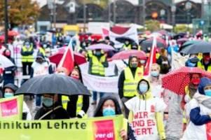 verhandlungen: einigung erzielt: tarifstreit um öffentlichen dienst beendet