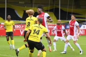 Kantersieg in Venlo: Bosz zu Ajax' 13:0:Schlecht für den holländischen Fußball