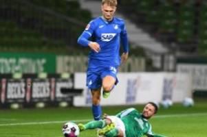 5. Spieltag: Nach Corona-Wirbel: Werder und Hoffenheim mit Punkteteilung