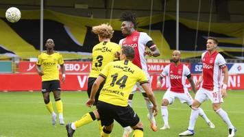 Kantersieg in Venlo - Bosz zu Ajax' 13:0:Schlecht für den holländischen Fußball