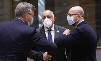 Bulgariens Regierungschef Borissow positiv auf Coronavirus getestet